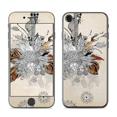 Apple iPhone 7 Skin - Fall Floral