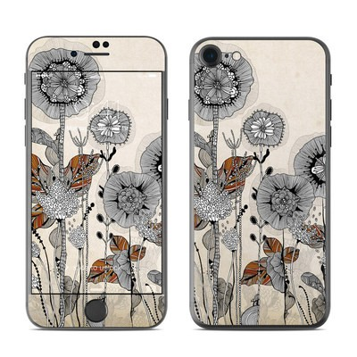 Apple iPhone 7 Skin - Four Flowers