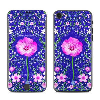 Apple iPhone 7 Skin - Floral Harmony