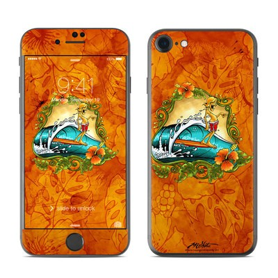 Apple iPhone 7 Skin - Five Slide