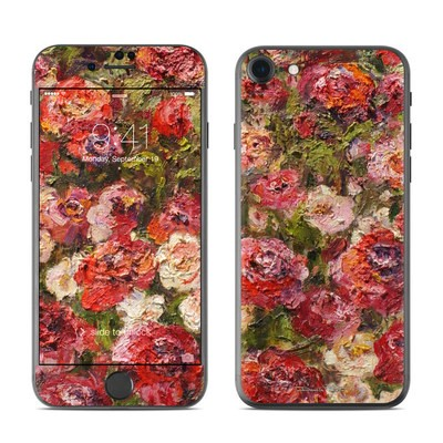 Apple iPhone 7 Skin - Fleurs Sauvages