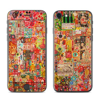 Apple iPhone 7 Skin - Flotsam And Jetsam
