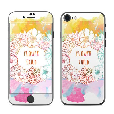 Apple iPhone 7 Skin - Flower Child