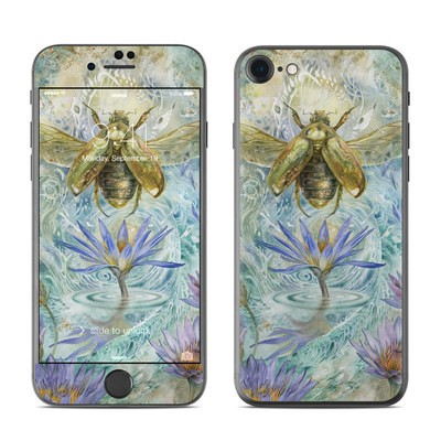 Apple iPhone 7 Skin - When Flowers Dream