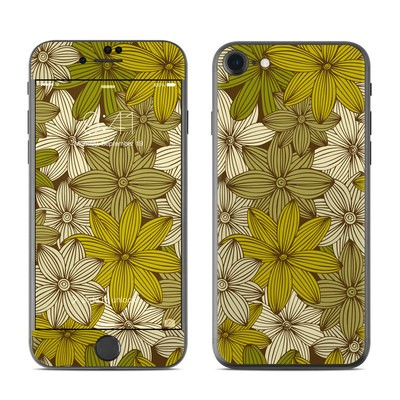 Apple iPhone 7 Skin - Flower Camo