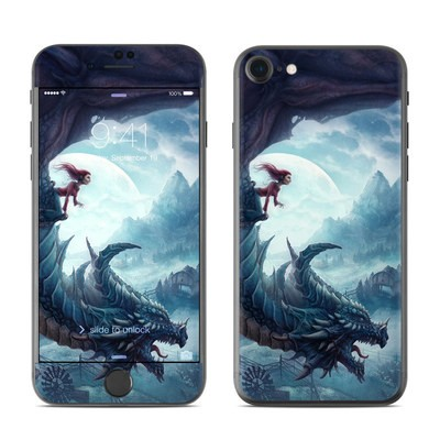 Apple iPhone 7 Skin - Flying Dragon