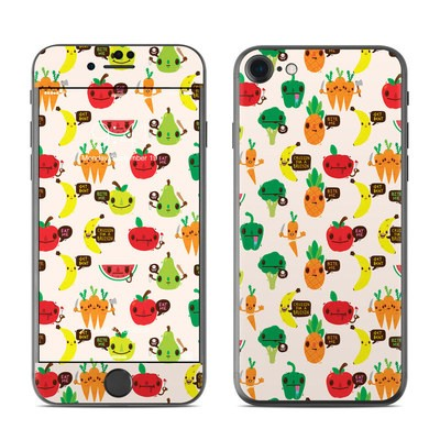 Apple iPhone 7 Skin - Fooditude