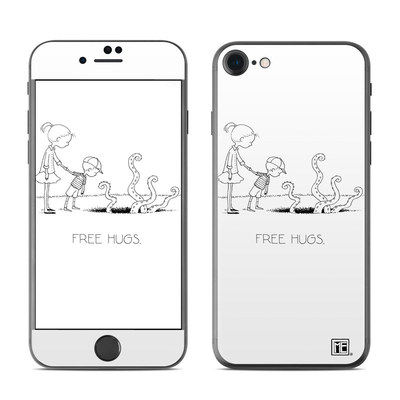 Apple iPhone 7 Skin - Free Hugs