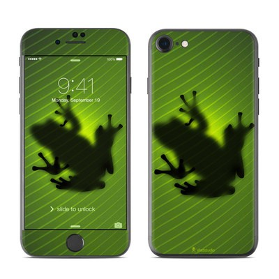 Apple iPhone 7 Skin - Frog