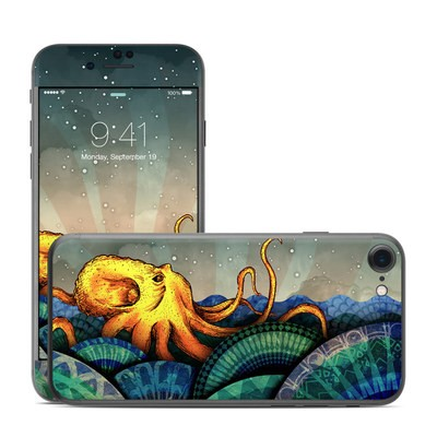 Apple iPhone 7 Skin - From the Deep