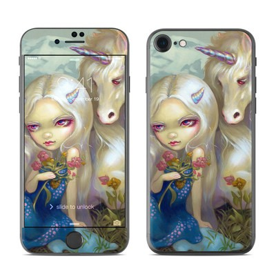 Apple iPhone 7 Skin - Fiona Unicorn