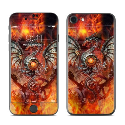 Apple iPhone 7 Skin - Furnace Dragon
