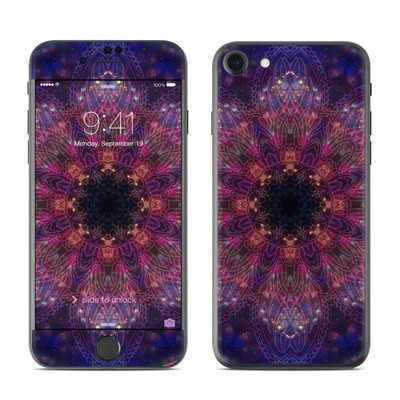 Apple iPhone 7 Skin - Galactic Mandala