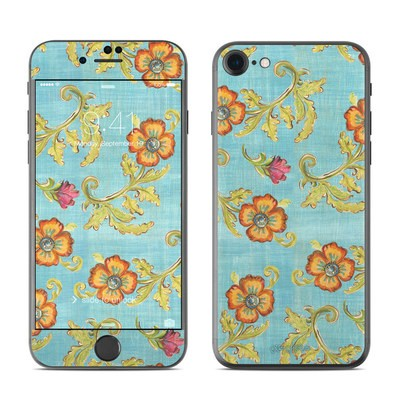 Apple iPhone 7 Skin - Garden Jewel