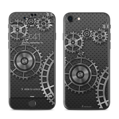 Apple iPhone 7 Skin - Gear Wheel
