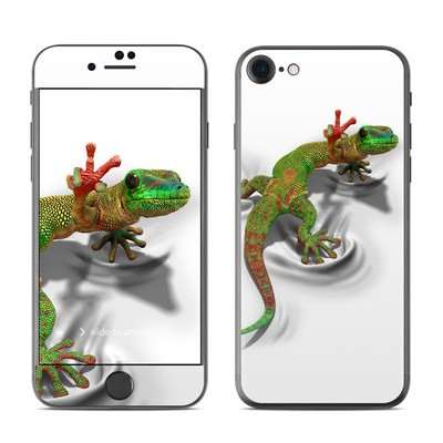 Apple iPhone 7 Skin - Gecko