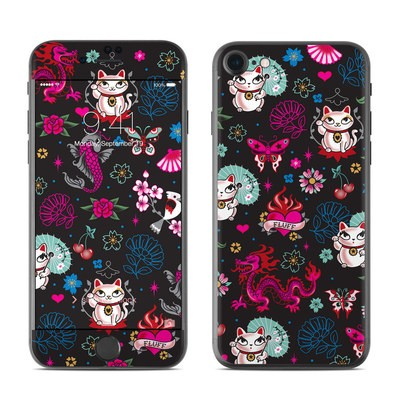 Apple iPhone 7 Skin - Geisha Kitty