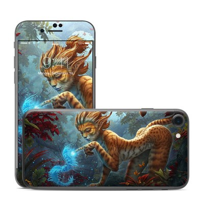 Apple iPhone 7 Skin - Ghost Centipede