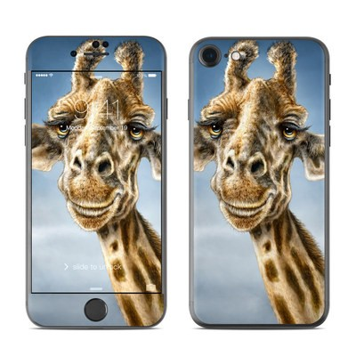 Apple iPhone 7 Skin - Giraffe Totem