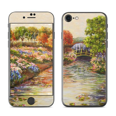 Apple iPhone 7 Skin - Giverny Forever