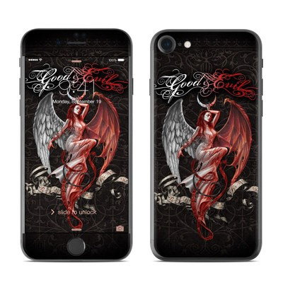 Apple iPhone 7 Skin - Good and Evil