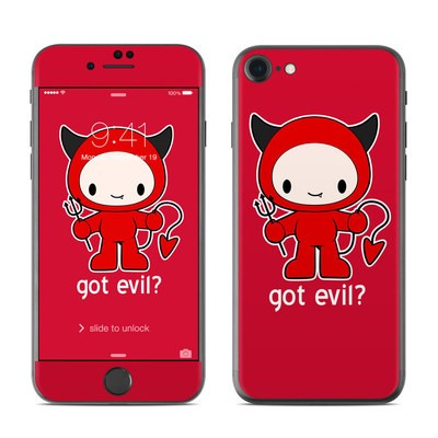 Apple iPhone 7 Skin - Got Evil