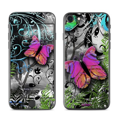 Apple iPhone 7 Skin - Goth Forest