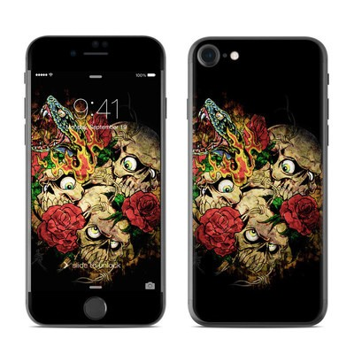 Apple iPhone 7 Skin - Gothic Tattoo