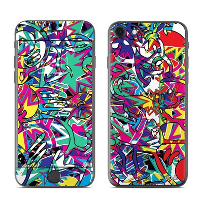 Apple iPhone 7 Skin - Graf