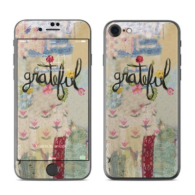 Apple iPhone 7 Skin - Grateful