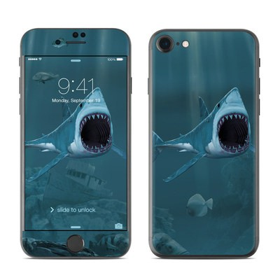 Apple iPhone 7 Skin - Great White