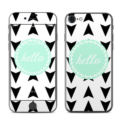 Apple iPhone 7 Skin - Greetings