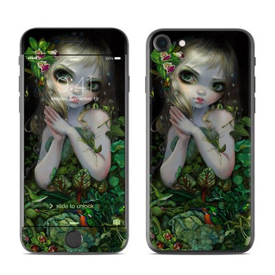 Apple iPhone 7 Skin - Green Goddess