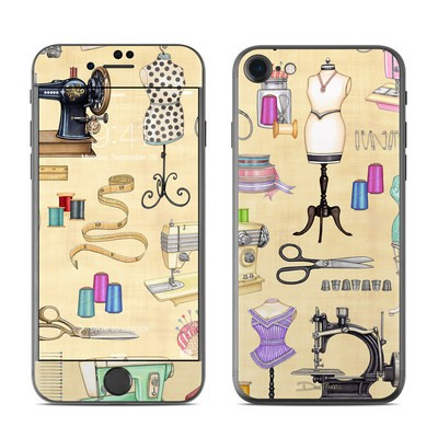 Apple iPhone 7 Skin - Haberdashery