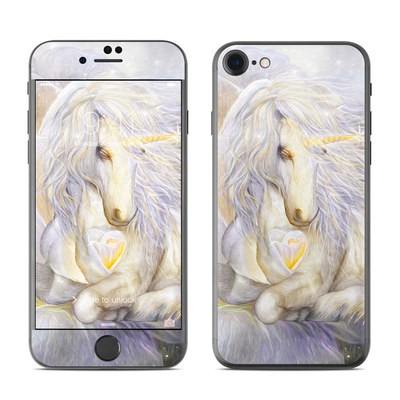 Apple iPhone 7 Skin - Heart Of Unicorn
