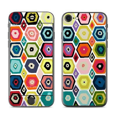 Apple iPhone 7 Skin - Hex Diamond