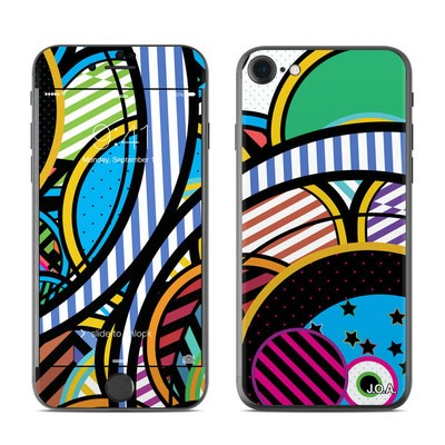 Apple iPhone 7 Skin - Hula Hoops