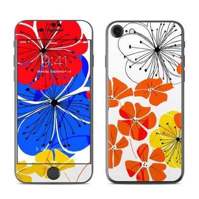 Apple iPhone 7 Skin - Hibiscus Dance