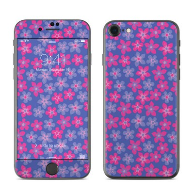 Apple iPhone 7 Skin - Hibiscus