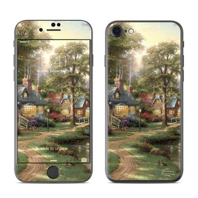 Apple iPhone 7 Skin - Hometown Lake