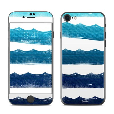 Apple iPhone 7 Skin - Horizon Lines