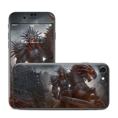 Apple iPhone 7 Skin - Horseman