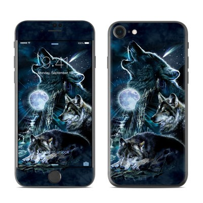 Apple iPhone 7 Skin - Howling