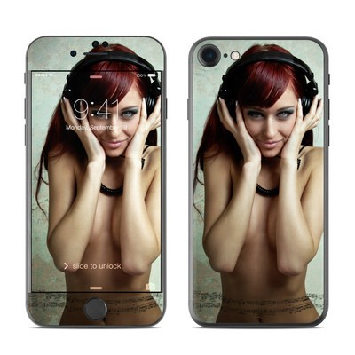 Apple iPhone 7 Skin - Headphones