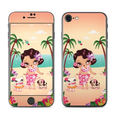 Apple iPhone 7 Skin - Hula Lulu