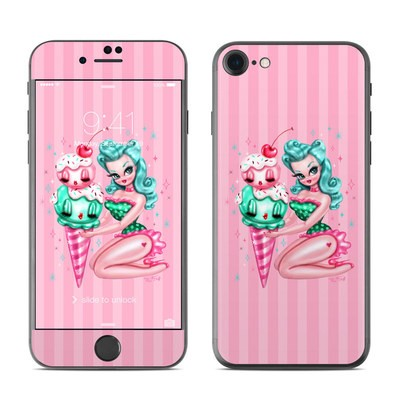 Apple iPhone 7 Skin - Ice Cream