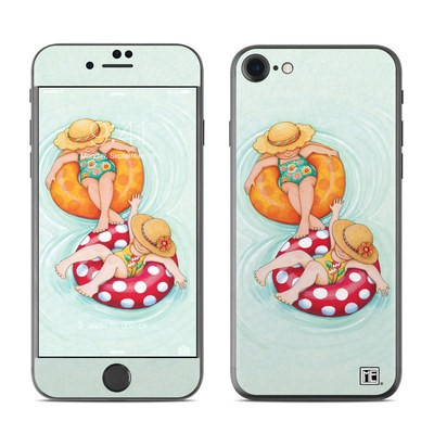 Apple iPhone 7 Skin - Inner Tube Girls