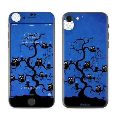 Apple iPhone 7 Skin - Internet Cafe