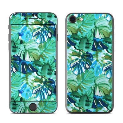 Apple iPhone 7 Skin - Jungle Palm