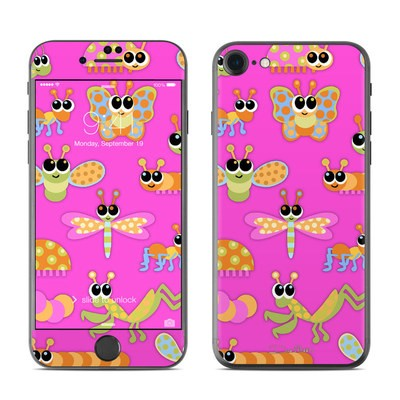 Apple iPhone 7 Skin - Kawaii Bug